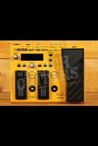 Boss GP10S Guitar Processor