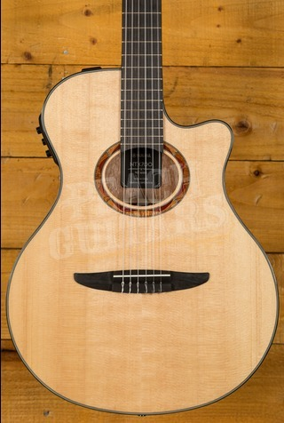 Yamaha NTX700 Electro Classical Natural Solid Spruce Top