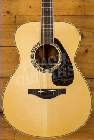 Yamaha LS6 ARE Acoustic Natural With Hard Gigbag
