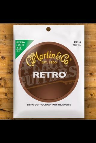 C.F. Martin Retro Monel 10-47 Extra Light
