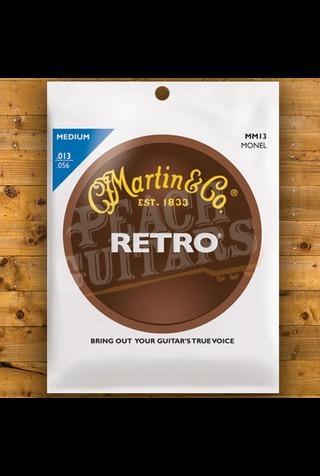 C.F. Martin Retro Monel 13-56 Medium