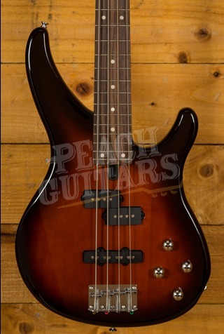 Yamaha TRBX204 Bass Old Violin Sunburst