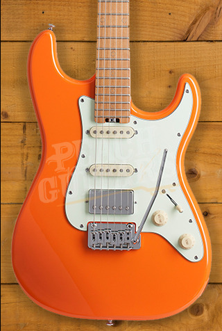 Schecter Nick Johnston TRAD HSS Atomic Orange