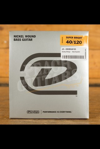 Dunlop Strings - Bass Superbright Nickel - 5 String Light