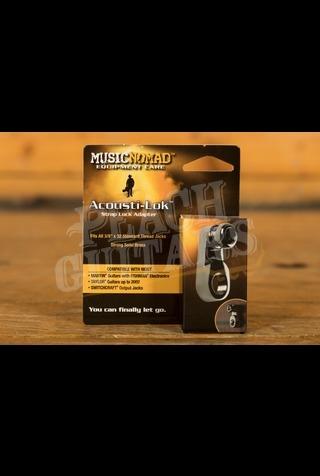 "Music Nomad Acousti-Lok Strap Lock Adaptor Standard 3/8"" x 32"
