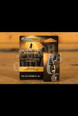 Music Nomad Acousti-Lok Strap Lock Adaptor Metric M9 x .75