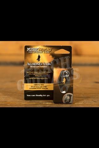 Music Nomad Acousti-Lok Strap Lock Adaptor for Taylor Guitars