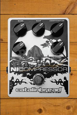 Catalinbread Nicompressor Compressor Pedal