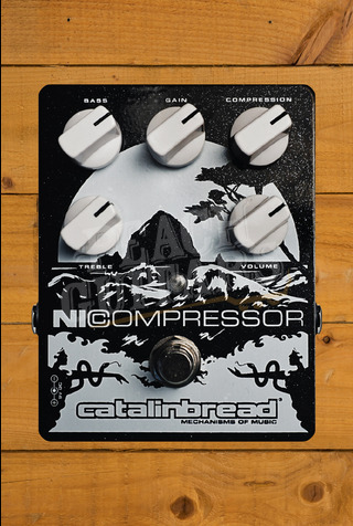 Catalinbread - Nicompressor Compressor Pedal