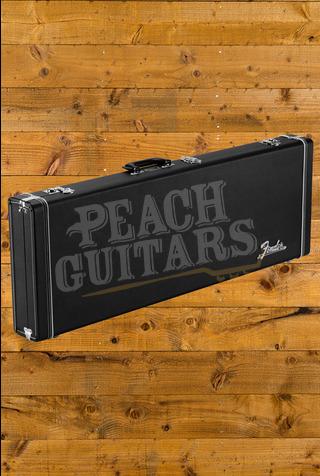 Fender Classic Series Strat/Tele Guitar Case Black