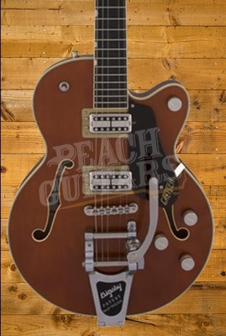 Gretsch G6659T Broadkaster JR Roundup Orange