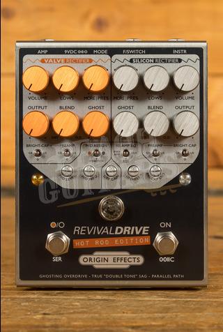 Origin Effects RevivalDRIVE Hot Rod Custom
