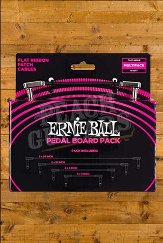Ernie Ball Flat Ribbon Pedalboard Multi Pack