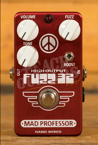 Mad Professor Fuzz 32 Red (Limited Edition)
