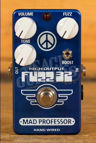 Mad Professor Fuzz 32 Blue (Limited Edition)