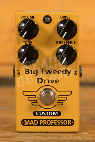 Mad Professor Big Tweedy Drive Custom (Limited Edition)