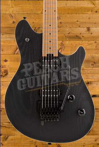 EVH Limited Edition Sassafrass Wolfgang Special Satin Black