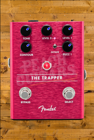 "Fender ""The Trapper"" Dual Fuzz"