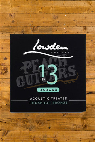 Lowden DADGAD 13-56 acoustic guitar strings