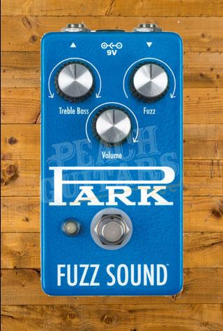EarthQuaker Devices - Park Fuzz Sounds