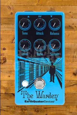 EarthQuaker Devices - The Warden V2