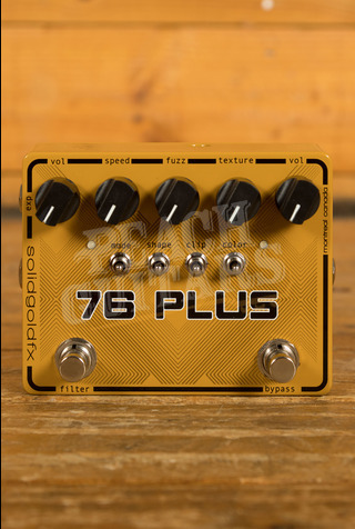 Solid Gold 76 Plus