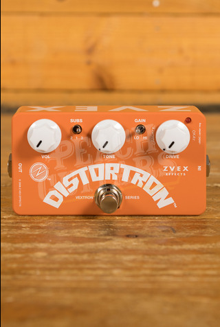 Z.Vex Orangesickle Distortron