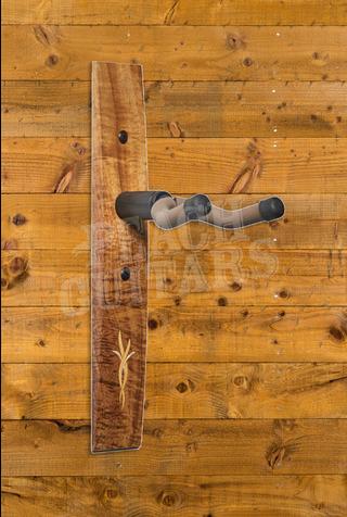 Taylor Guitar Hanger,Koa,Bouquet, Maple/Boxwood Inlay