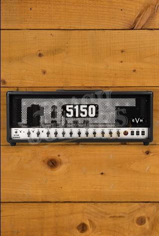 EVH 5150 Iconic Series 80W Head Black