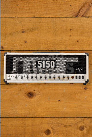 EVH 5150 Iconic Series 80W Head Ivory