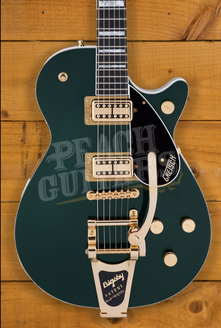 Gretsch G6228TG-PE Players Edition Jet BT with Bigsby Cadillac Green
