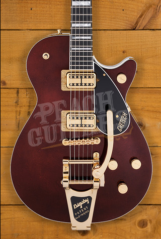 Gretsch G6228TG-PE Players Edition Jet BT with Bigsby Walnut Stain