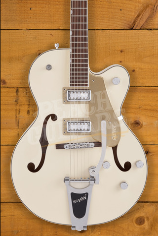 "Gretsch G5410T Electromatic Hollowbody ""Tri-Five"" 2-Tone Vintage White"
