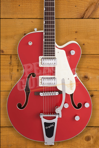 "Gretsch G5410T Electromatic Hollowbody ""Tri-Five"" 2-Tone Fiesta Red"