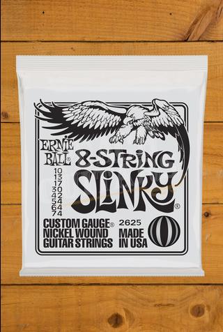 Ernie Ball 8 String 10-74 Regular Slinky