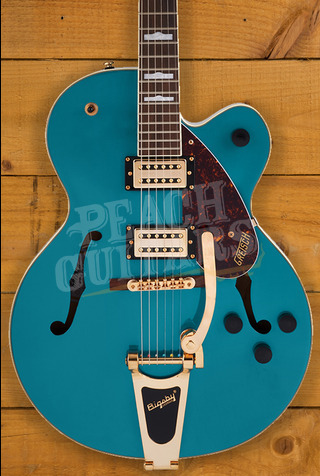 Gretsch G2410TG Streamliner Hollow Body Bigsby Ocean Turquoise