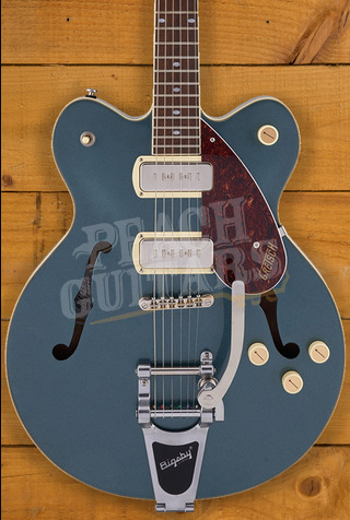 Gretsch G2622T-P90 Streamliner Center Block Double-Cut P90 with Bigsby Gunmetal