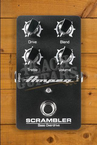 Ampeg Scrambler Bass Overdrive