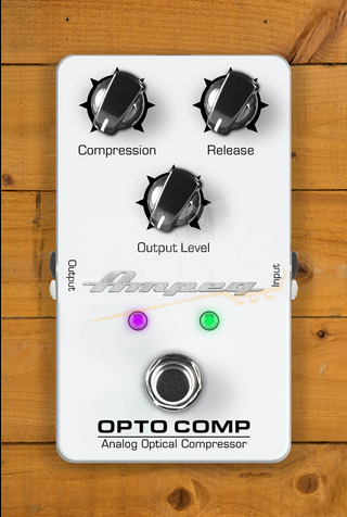 Ampeg Opto Comp Bass Compressor
