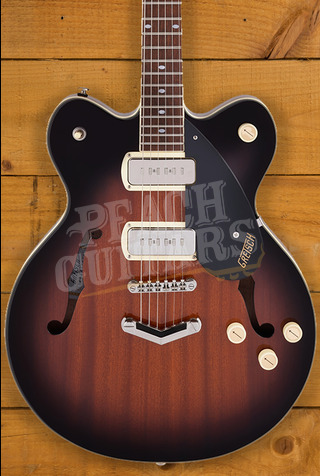Gretsch G2622-P90 Streamliner Center Block Double-Cut P90 Havana Burst