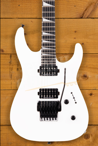 Jackson MJ Series Dinky DKR MAH, Ebony Fingerboard, Snow White