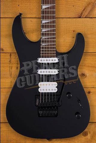 Jackson X Series Dinky DK3XR HSS, Laurel Fingerboard, Gloss Black