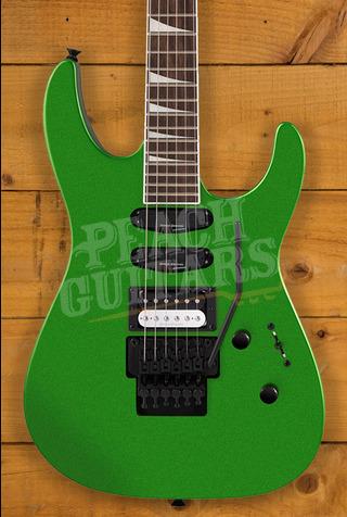 Jackson X Series Soloist SL3X DX, Laurel Fingerboard, Absynthe Frost