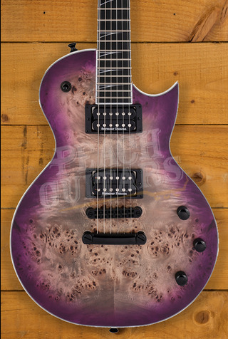 Jackson Pro Series Monarkh SCP, Ebony Fingerboard, Transparent Purple Burst