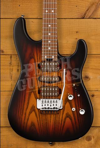 Charvel Guthrie Govan Signature MJ DK24 2PT HSH 3 Tone Sunburst