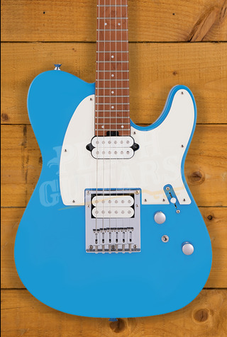 Charvel Pro-Mod So-Cal Style 2 24 HT HH CM, Caramelized Fingerboard, Robin's Egg Blue
