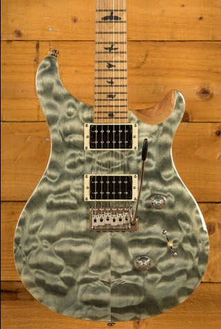 PRS SE Custom 24 Quilt Trampas Green Torrified Maple Neck Ltd