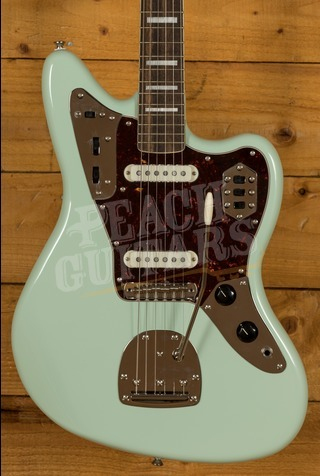 Squier Classic Vibe 70s Jaguar Laurel Sea Foam Green