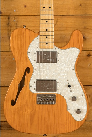 Fender Vintera 70s Tele Thinline Aged Natural