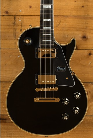 Gibson Custom 68 Les Paul Custom - Ebony